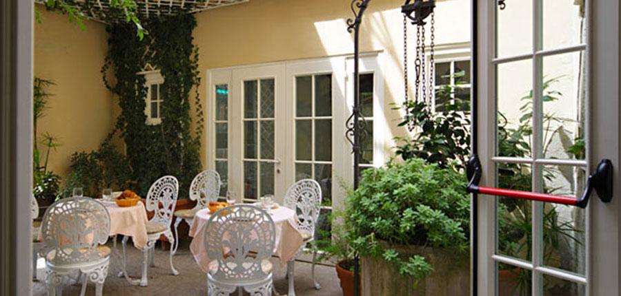 Casa Nicolo' Priuli, Venice, Italy - Garden Terrace.jpg